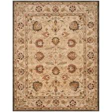 Safavieh Rugs Review Safavieh Antiquity Beige 6 Ft X 9 Ft Area Rug At812a 6 The