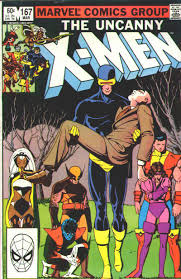 Uncanny Dec 1982 Uncanny X Men 187 U2013 Or This Was A Somewhat Misleading