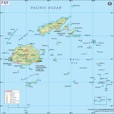 Goo Map Fiji Map Fiji Pinterest Fiji Fiji Islands And City