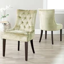 Accent Chairs For Dining Room Chair Set Of Two Accent Chairs Fair Thehomelystuff Dani Armless Ch