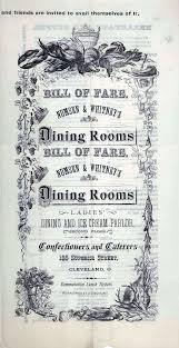20th century restaurant ing through history
