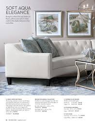Curved Conversation Sofa by Glamorous Z Gallerie Sectional Sofa 42 In Conversation Sofa