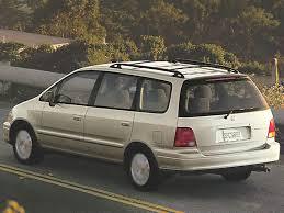 2013 honda odyssey gas mileage 1998 honda odyssey overview cars com