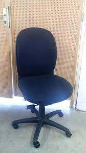 chaise bureau occasion fauteuil bureau sans accoudoir fauteuil de bureau sans roulettes