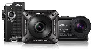 nikon action cameras waterproof shockproof sport cameras