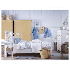 hemnes wardrobe with 2 sliding doors black brown ikea