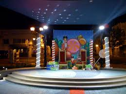 Christmas Decoration For Rent by Event Magic Party Rentals East Bay Sf Tent Rentals Theme Prop