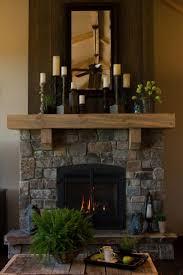 rock fireplaces binhminh decoration