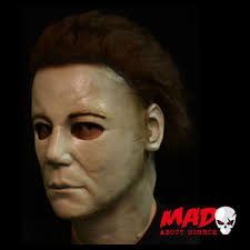 original mike myers halloween mask official michael myers h20 halloween 7 latex collectors mask
