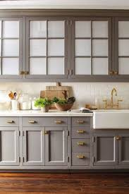 Kitchen Gray Cabinets 170 Best Gorgeous Gray Kitchens Images On Pinterest Home Live