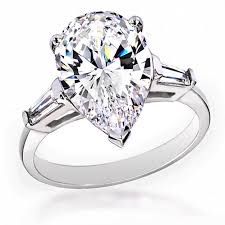 pear shaped ring engagement ring pear shape for pear shaped engagement rings yes