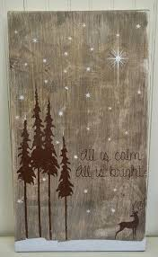 rustic holiday sign christmas sign rustic by u2026 christmas