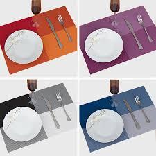 grossiste en vaisselle de table achetez en gros napperons en plastique en ligne à des grossistes
