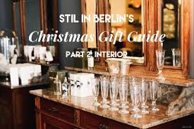 christmas gift guide interior