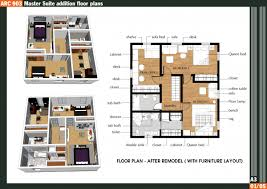 chic master bedroom floor plans addition 1200x848