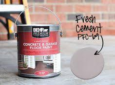 Outdoor Concrete Patio Paint Painting Concrete Steps U2026 Pinteres U2026