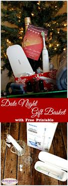 date basket hubby date gift basket with free printable busy helper