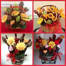 edibles fruit baskets diy edible fruit bouquet for fathers day use cookie cutters for