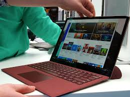Most Popular Laptops by What It U0027s Like To Use Microsoft U0027s New Surface Laptop Business