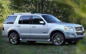 2007 ford explorer eddie bauer reviews used 2007 ford explorer for sale pricing features edmunds