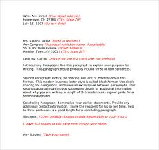 Casual Business Letter Closings Friendly Letter Format Example Friendly Letters Example 9 Jpg 9