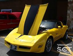 1980 corvette yellow shelby county today