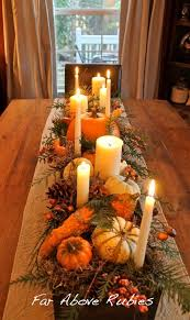 Table Centerpieces For Thanksgiving Decoart Blog Entertaining Thanksgiving Table Inspiration