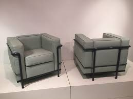 Lc2 Armchair Le Corbusier For Cassina Set Of 2 Lc2 Armchairs Catawiki