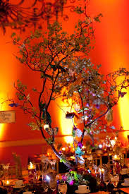 Tree Centerpiece Butterfly Tree Centerpiece Rick Herns Productions