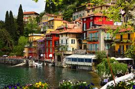 images italy varenna lombardy cities houses