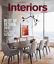 Interior Design Firms Austin Tx by W Residence On The Cover Of Modern Luxury Interiors Texas U2014 Furman