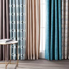 Ready Made Curtains For Large Bay Windows by Curtains U0026 Drapes Target