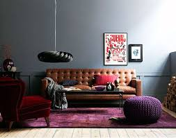 is cognac leather furniture as neutral as denim yay or nay