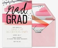 graduation cap invitations celebrate in style with these diy grad caps evite