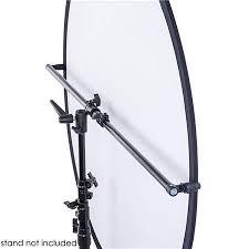 flashpoint ballhead reflector holder fpx bk pr01