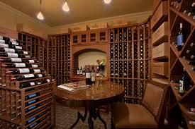 Wine Cellar Basement Custom Wine Cellars Va Dc Hdelements Call 571 434 0580