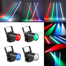 stage lighting mounting bars new disco stage lighting led spotlight mount pinspot dj effect stage