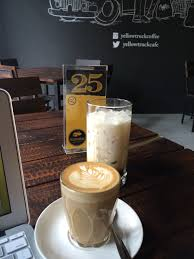 Yellow Truck Coffee yellow truck coffee shop bandung you ll never eat alone
