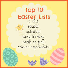 top 10 easter science experiments for kids