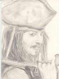 pencil drawings of people in love jack sparrow pencil drawing by