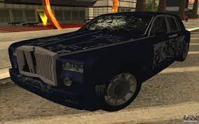 roll royce rollos rolls royce phantom for gta san andreas