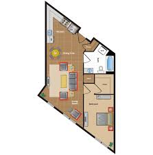 One Bedroom Apartment Floor Plans by Metro Village Apartments Floor Plans U0026 Pricing