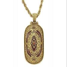 vatican library collection buy 1928 jewelry vatican library collection gold locket