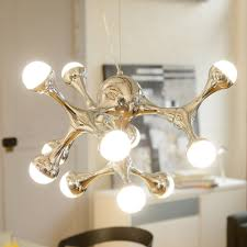 Atomic Lighting Atomic Twelve Bulb Pendant Light Dwell 149 Home Pinterest