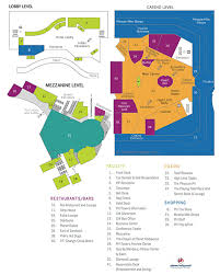 Las Vegas Strip Casino Map by Planet Hollywood Resort Casino Casino Property Map U0026 Floor Plans