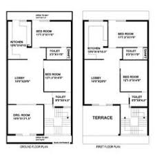 design house plans house plan of 30 by 60 plot 1800 squre built area on