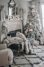 home decor ideas for christmas holiday home tour christmas decor ideas u2014 house of five