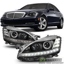 2010 mercedes s550 lights w221 headlight ebay