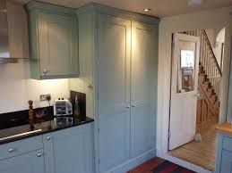 farrow and ball painted kitchen cabinets blue grey painted kitchen by peter henderson furniture brighton uk