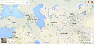 Caspian Sea World Map by October 2015 Linking To Thinking